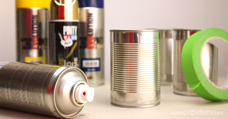 Latas-spray-macetas-materiales