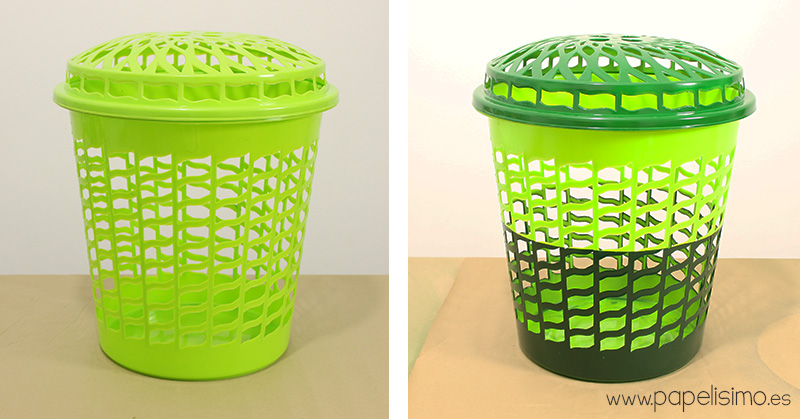 Como-pintar-cesta-de-plastico-para-la-ropa-diy-spray