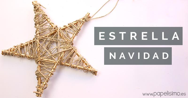 C mo hacer estrellas para rbol de navidad manualidades - Ideas para decorar estrellas de navidad ...