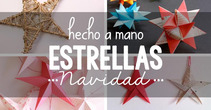 Estrellas f ciles para decorar el rbol de navidad - Ideas para decorar estrellas de navidad ...